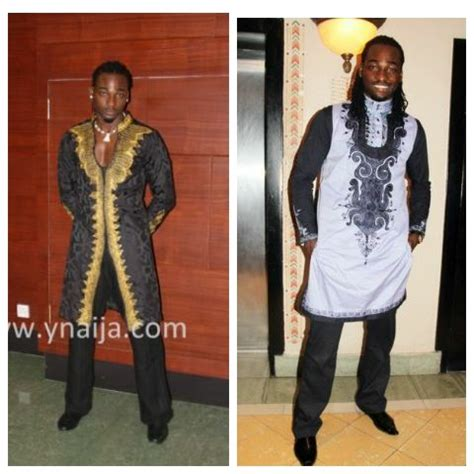 nigeria native style clothing pictures of nigerian male celebrities in native outfits
