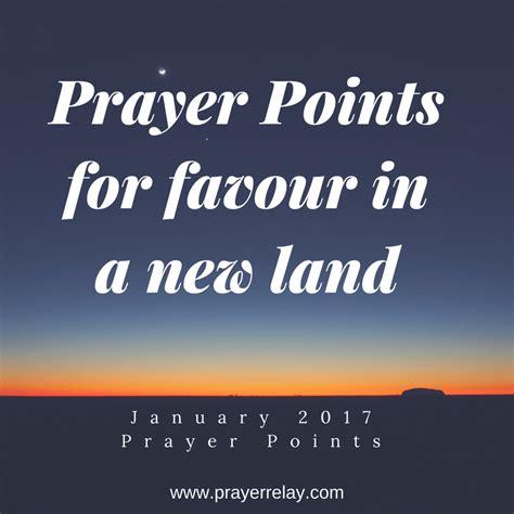 prayer points for church growth