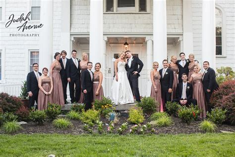 Julia and Will?s Wedding at Overhills Mansion in Maryland