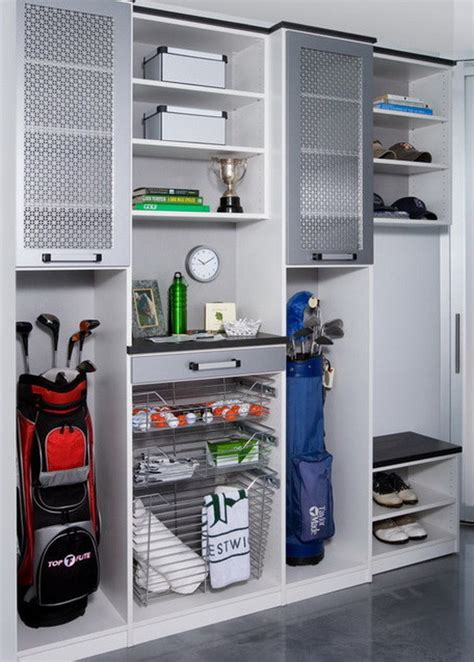 Garage Sports Storage Ideas 21 Garage Organization And Diy Storage Ideas Hints And