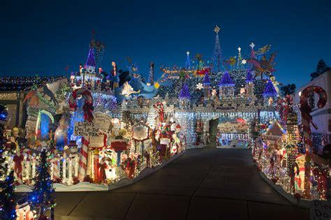 rohnert park christmas lights boise