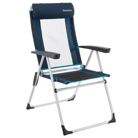 decathlon siege fauteuil inclinable bleu decathlon