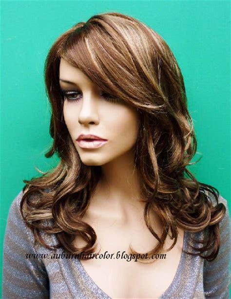 Light Brown Auburn Hair by Shades Of Auburn Hair Color Choose Garnier Nutrisse Light