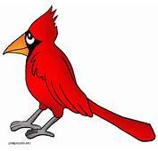 Cardinal Bird Clip Art  Clipartsco