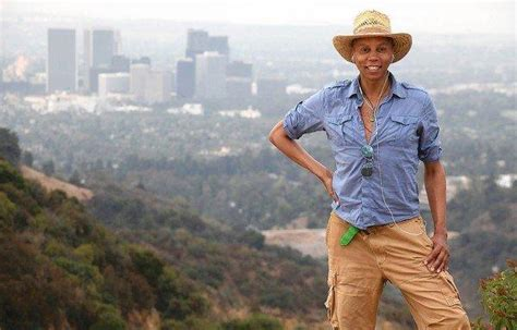 rupaul house rupaul s new focus hiking in l a latimes
