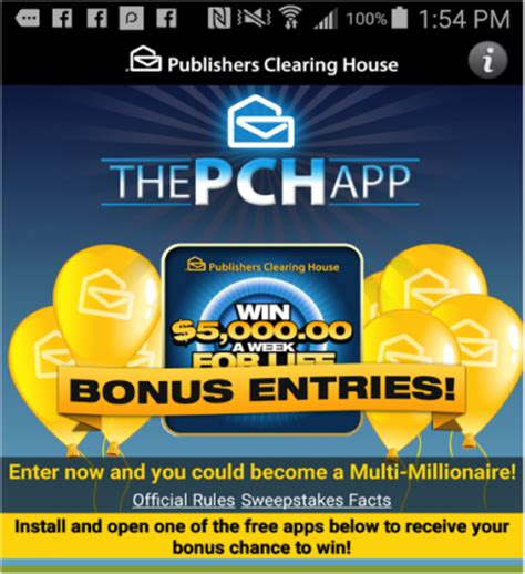 Pch Com App - the new pch app is taking over here s why you should download it today pch blog