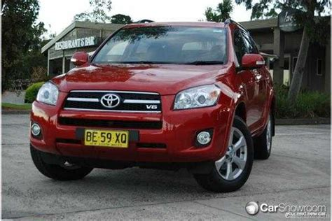 toyota rav4 6 cylinder towing capacity review 2010 toyota rav4 sx6 car review road test
