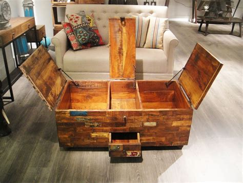 stunning storage trunk coffee table ideas trunk end