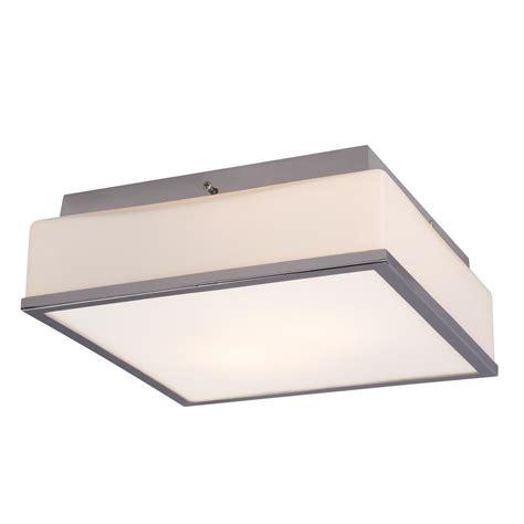 chrome flush mount light filament design devane 2 light chrome flushmount cli