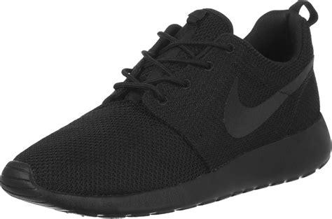 Nike Rhose nike roshe one shoes black