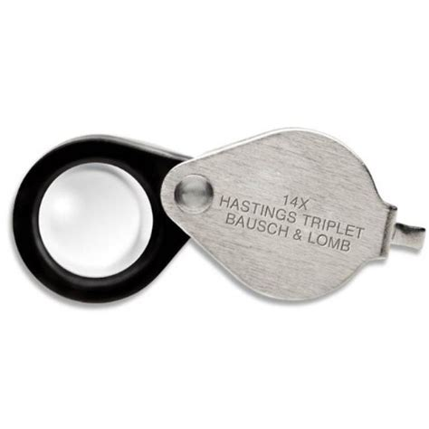 Bausch Lomb Hastings Triplet Magnifier 14x bausch lomb hastings triplet magnifier 14x geo multi