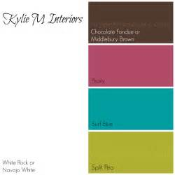 benjamin color palettes the best benjamin paint colours for a room