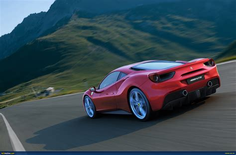 ferrari 488 gtb ausmotive com 187 ferrari 488 gtb revealed