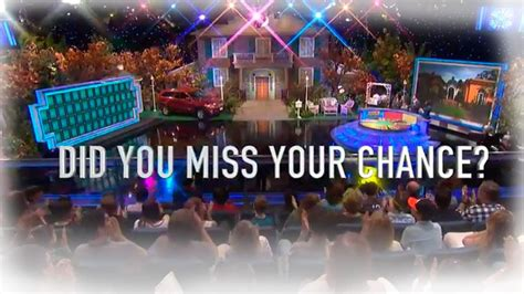 Wheel Of Fortune Sweepstakes 2015 - wheel of fortune second chance sweepstakes 6abc com