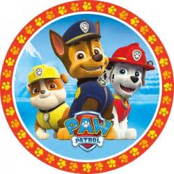 paw patrol edible icing cake toppers paw patrol sugar icing cake toppers