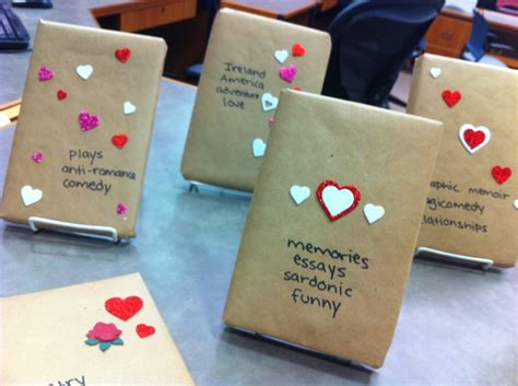 three blind dates books blind date with a book display february 2013 library