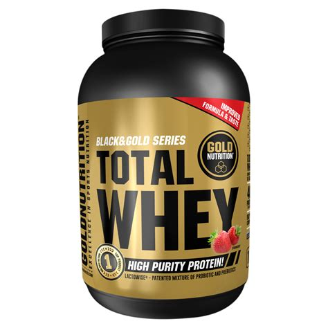 Gold Total Detox by Total Whey 1000g Protein Goldnutrition