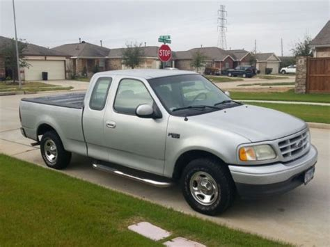 how to work on cars 2002 ford f150 engine control buy used 2002 ford f 150 xl extended cab pickup 4 door 4 2l sport automatic f150 texas tx in
