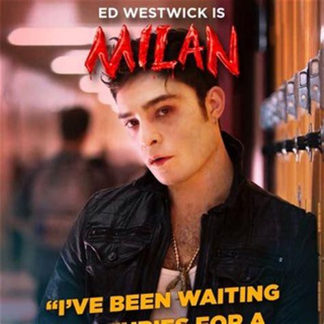 Ed Westwick Kitchen Sink Gossip Ed Westwick In Talks To Sink His Fangs In Kitchen Sink