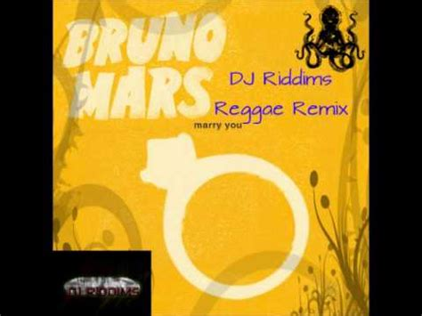 download mp3 bruno mars marry you remix bruno mars marry you reggae remix youtube