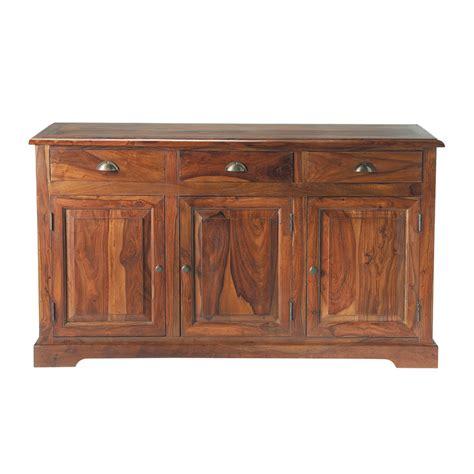 credenza legno gallery of credenza in legno massello colorata stile