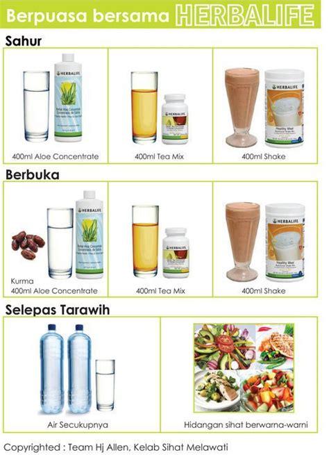 nurulhuda shuhaimi ramadhan bersama herbalife