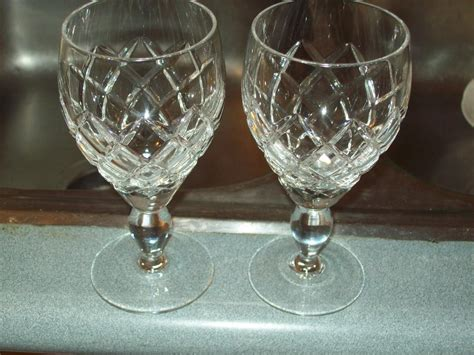 Wine Glasses Edmonton Pair Of Wine Glasses Outside