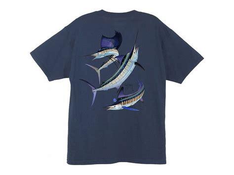 T Shirt Kaos Reef harvey grand slam t shirt melton international tackle