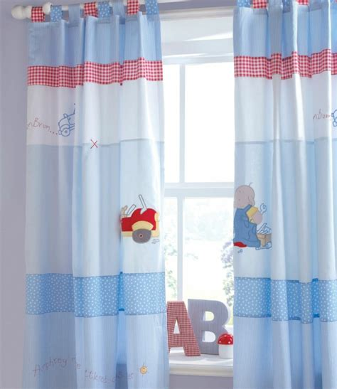 Halblange Gardinen by Kinderzimmer Ideen Mit Kindergardinen Archzine Net