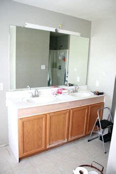 How To Raise A Bathroom Vanity Cabinet by Raise A Bathroom Vanity You Could Also Add Space Below