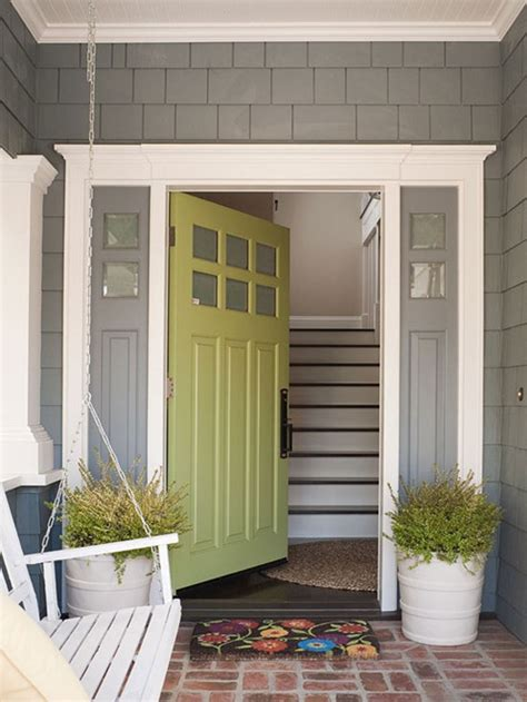 green house door color home entrance door exterior front doors