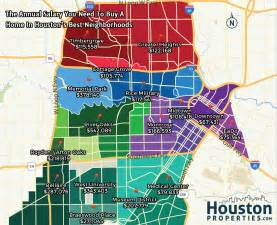 map usa houston the salary you need to buy a home in houston s best neighborhoods
