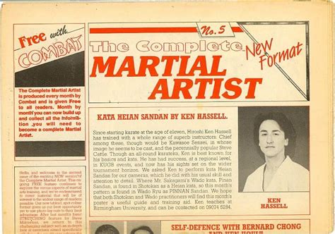 the complete martial artist books ma mags magazines