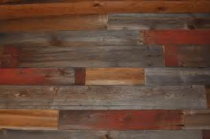 barn wood siding make a cool accent wall with michigan barn wood siding