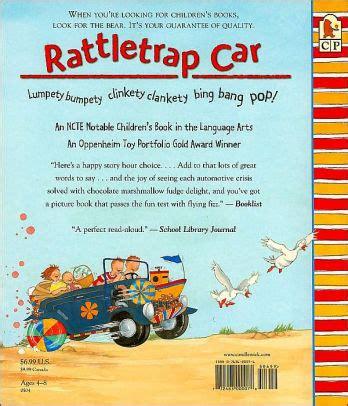 rattletrap car rattletrap car by phyllis root barton paperback