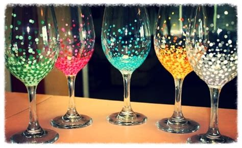 Painting Ideas Wine Glass Painting Paint Party
