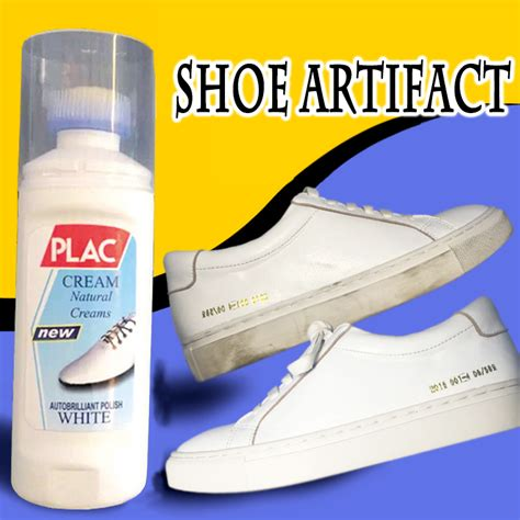White Leather Cleaner by How Do I Clean White Leather Tennis Shoes Style Guru