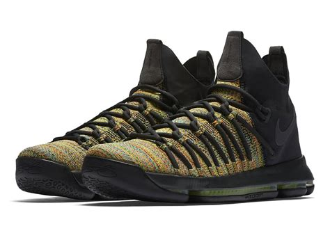 10 Elite Flyknit Opening nike kd 9 elite multi color release date