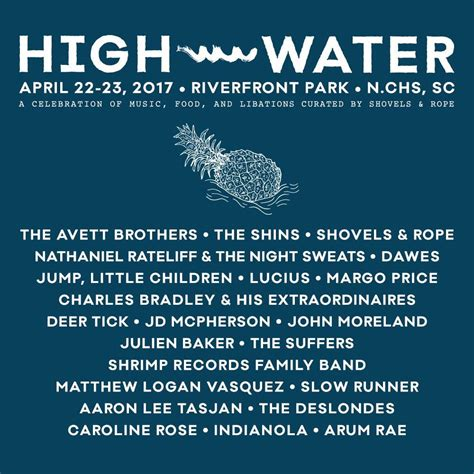 map of new orleans jazz fest new festival alert high water fest with avett brothers