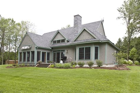 Cottage Kitchens Images - homes cedar ledge builders design build new homes additions roofs kitchens baths decks