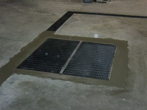 Garage Floor Drain by Garage Floor Drains Pictures To Pin On Pinsdaddy