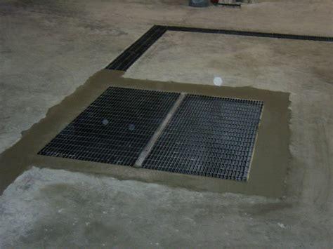 Garage Trench Drain by Superb Garage Drains 11 Garage Floor Trench Drain System