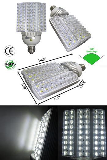 Bohlam Led Mundur 54 Led Soket T20 bulb 54 watt 90 265vac e39 household led lights ledlight