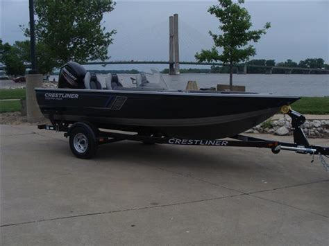 used center console boats for sale used crestliner center console boats for sale boats