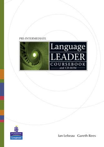 Market Leader Intermediate Coursebook And Class Cd Pack Market Leade language leader pre intermediate coursebook and cd rom and lms and access card pack rees