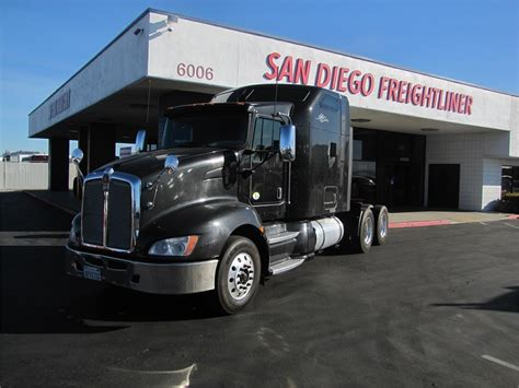 kenworth for sale in california 2011 kenworth t660 conventional trucks in california for