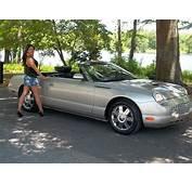 Buy Used 2004 Ford Thunderbird Convertible 39L V8 70 K