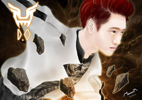 wallpaper exo d o exo d o wallpaper by mom2mam on deviantart