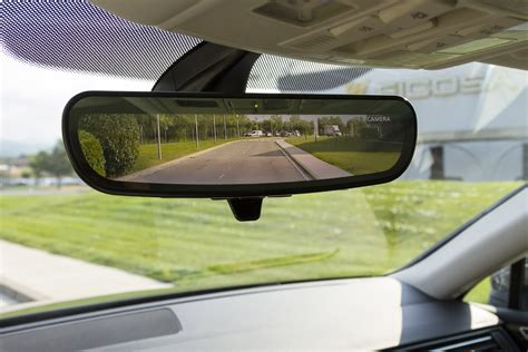rear view intelligent rearview ficosa