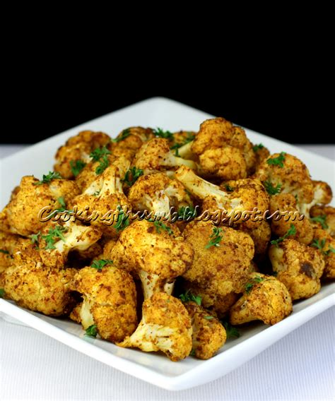 Cooker Kitchen Cauliflower by Cooking Thumb Baked Spiced Cauliflower